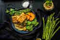 Spargel-Feta-Bowl © Foodistas