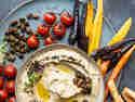 Artischocken-Hummus mit weißen Bohnen © Simone Filipowsky | S-Küche Food & Travel